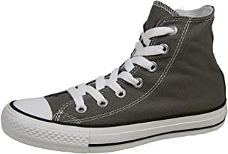 Mens Chuck Taylor All Star High Top, 9.5 D(M) US, Charcoal