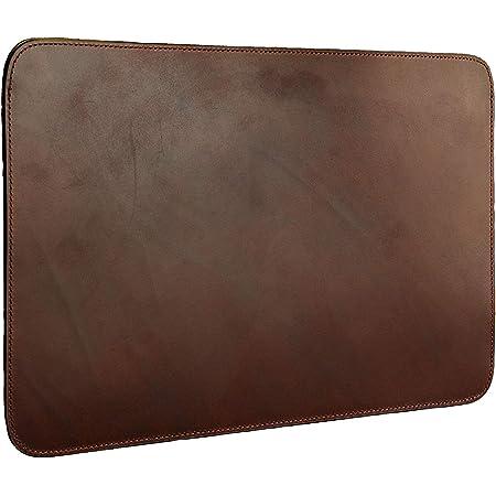 Leather MacBook Case 本革 PCスリーブケース MacBookPro/Air対応ケース (13, モカ)