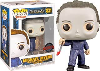 Funko Pop! Movies: Halloween Michael Myers Action Play Figure