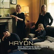 Haydn Sun Quartets, Op. 20, Nos. 46