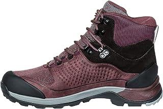 VAUDE Women's TRK Skarvan Mid STX Low Rise Hiking Shoes, Red (Raisin