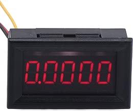 Best high voltage voltmeter Reviews