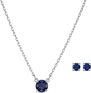 Swarovski Women's 125th Anniversary Attract Round Crystal...