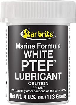 STAR BRITE Anti-Corrosion, Anti-Seize, All-Purpose White Lubricant- 4 OZ (085504): image