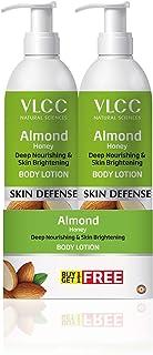 VLCC Almond Honey Body Lotion, 350ml Buy 1 Get 1 free