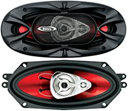 BOSS Audio Systems CH4330 Car Speakers - 400 Watts of Power Per Pair and 200 Watts Each, 4 x 10 Inch, Full Range, 3 Way, S... photo