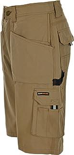 Tuff Stuff Men Heavy Duty Combat Work Summer Shorts Pro Trade Multi Pockets 822