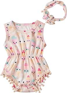 chicolife Infant Neugeborenen Baby Mädchen Bodys Kleinkind Floral Langarm Strampler Lustige Overall Playsuits Outfits