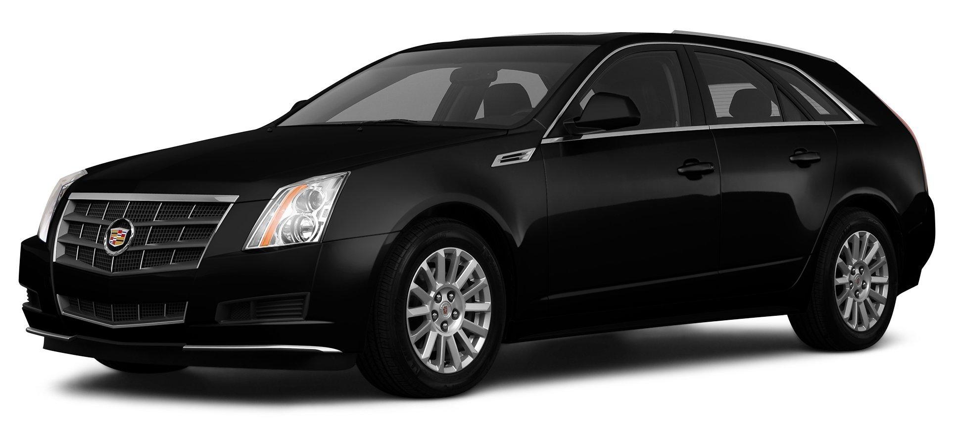 ... 2010 Cadillac CTS Luxury, 5-Door Wagon 3.0L All Wheel Drive