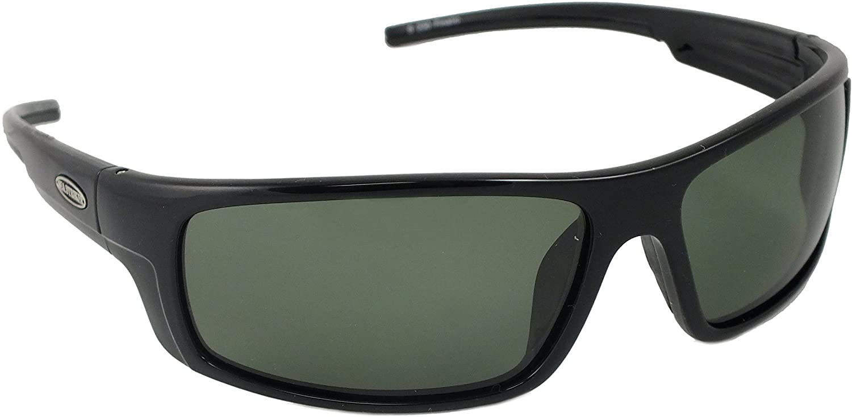 Sea Striker 230 Finatic Polarized Sunglasses, Black Frame, Grey Lens
