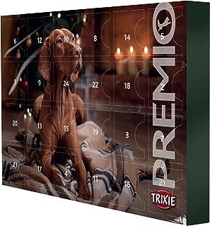 Trixie 9267 Trixie Premium adventskalender voor honden, 24,5 × 37 × 3,5 cm