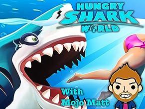 Hungry Shark World With Mojo Matt
