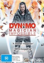 Dynamo Magician Impossible Season 1 DVD