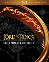 Lord of the Rings Motion Picture Trilogy, The (Extended Edition)(BD Remaster) [Blu-ray]