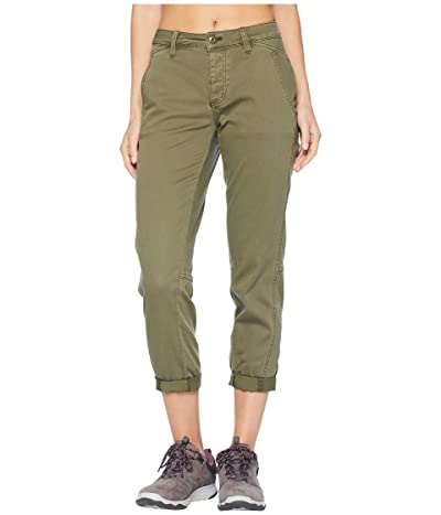 Prana Janessa Pants (Cargo Green) Women