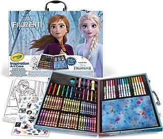 Crayola Inspirational Art Case Frozen 2-100 Pieces