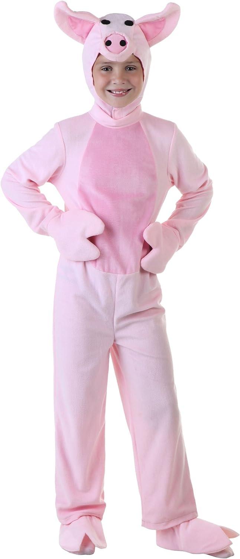 Venta barata Kids Pig Fancy Dress Dress Dress Costume Small  ahorra hasta un 50%