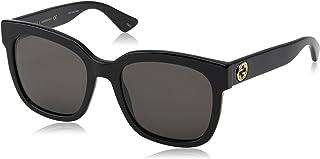 Gucci GG0034S Unisex Square Fashion Sunglasses 54 mm