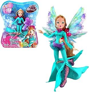Winx Club Flora   Onyrix Fairy Doll     World Winx   Magic Twist
