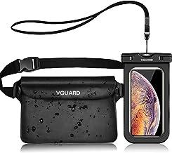 VGUARD Waterdichte Telefoonhoes Bag Protector Case met Waterproof Mobile Phone Case, Universel Onderwater Hoes voor Waters...