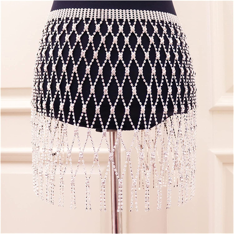 ZHU-CL Bikini Body Cheap mail order sales Chain Design Bodysuit Crystal Max 62% OFF Mesh Sexy