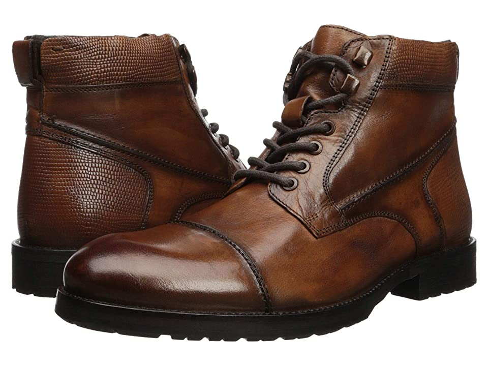 Kenneth Cole Reaction Brewster Boot B (Cognac) Men