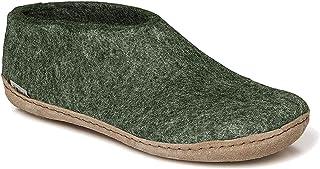 Glerups Unisex Felt Shoes A-09 Forest