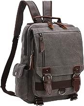 Best messenger backpack leather Reviews