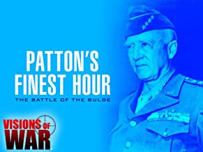 Patton's Finest Hour - The Battle Of The Bulge