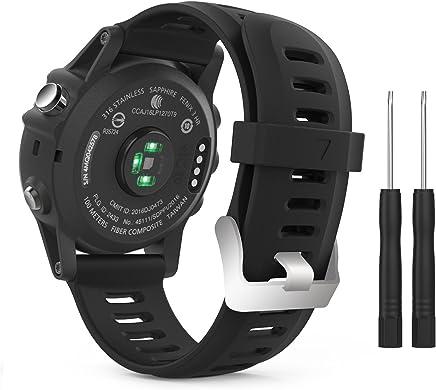 Replacement Band for Garmin Fenix 3 / Garmin Fenix 3 HR/Garmin Fenix 5X Fitness Smartwatch Accessories Watch Strap Band