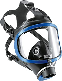 Dräger X-plore® 6300 Quality Full-face mask with Standard Thread Rd40 Connection for Personal and Industrial Applications...