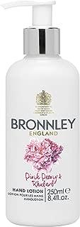 Bronnley Pink Peony and Rhubarb Hand Lotion 250 ml by Bronnley