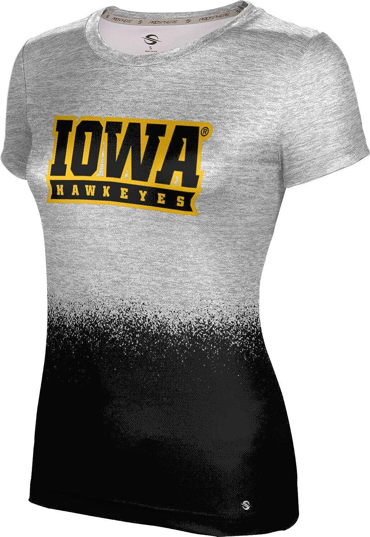 ProSphere University of Iowa Girls' Performance T-Shirt (Spray Over)