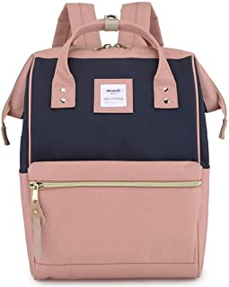 Travel School Backpack with USB Charging Port 15.6 Inch Doctor Work Bag for Women&Men College Students(USB H900D-ZF)