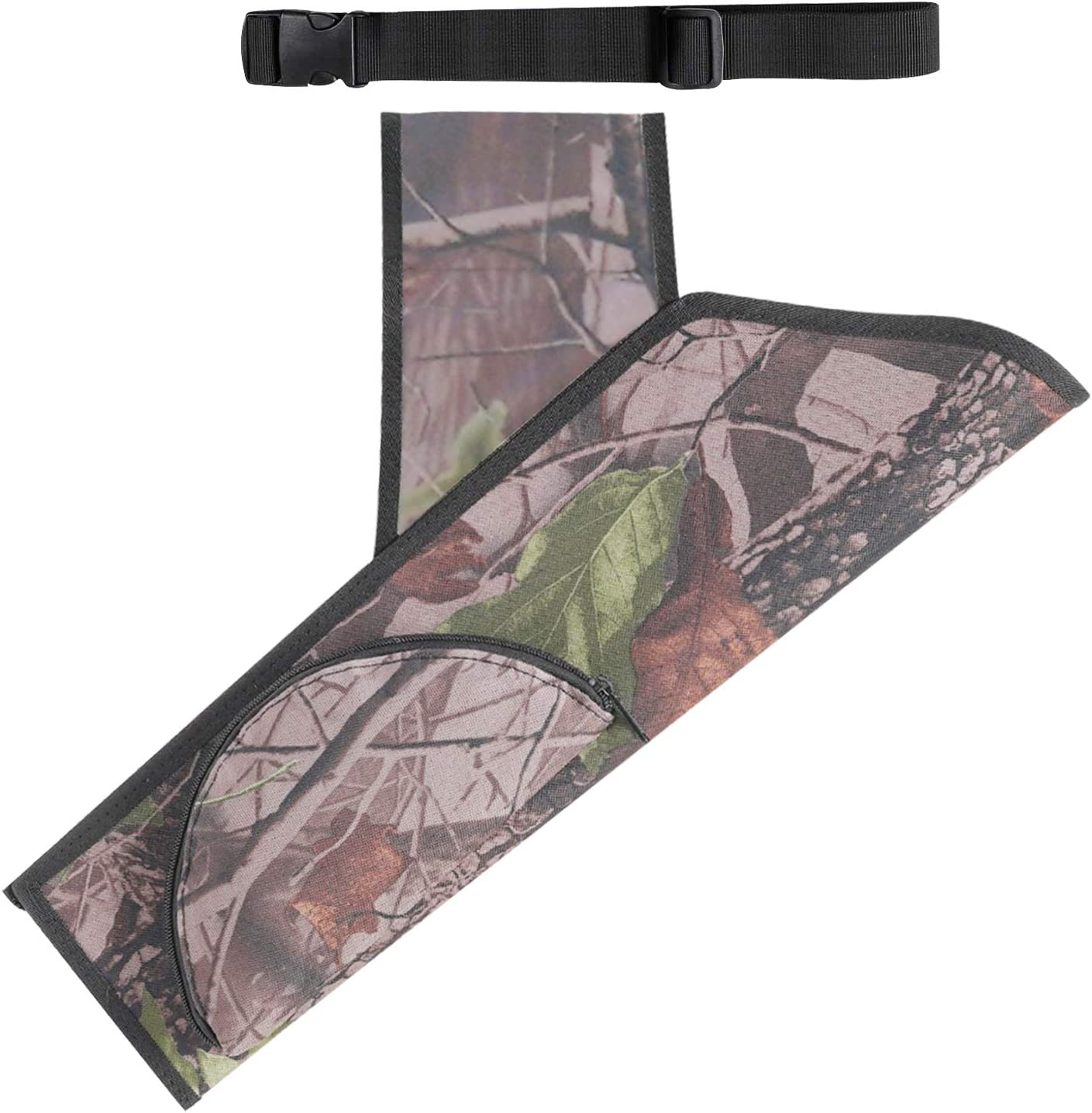 ASDW Archery Quiver Compact Multiple Quiver Back Quiver Archery Arrow Holder with Adjustable Shoulder Strap Hanged Hunting Quiver or Target Quive Practice Arrow Quiver : Sports & Outdoors