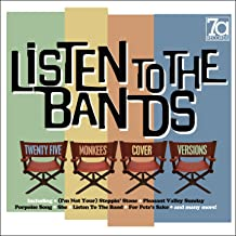 Listen to the Bands - 25 Monkees Cover Versions