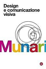 Design e comunicazione visiva: Contributo a una metodologia didattica (Italian Edition) Versión Kindle