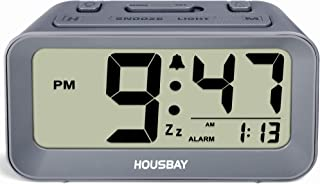 Best battery operated alarm clock Reviews