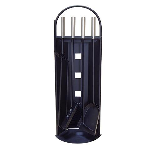 Benta 99013 Brüssel Serviteur de cheminée avec 4 accessoires