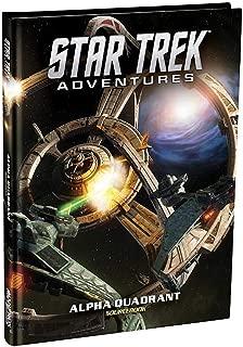 Star Trek Adventures Alpha Quadrant Star Trek RPG Supp., Hardback