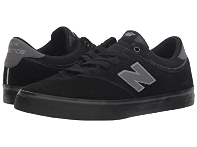 New Balance Numeric NM255 (Black/Black) Men
