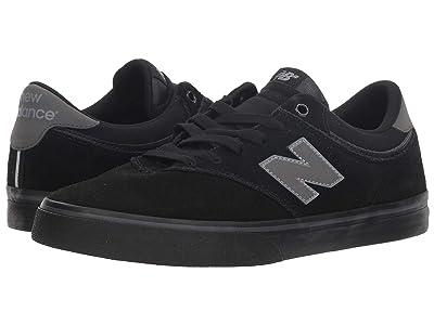 New Balance Numeric NM255 (Black/Black) Men