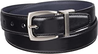Big Boys' Braided Reversible Belt