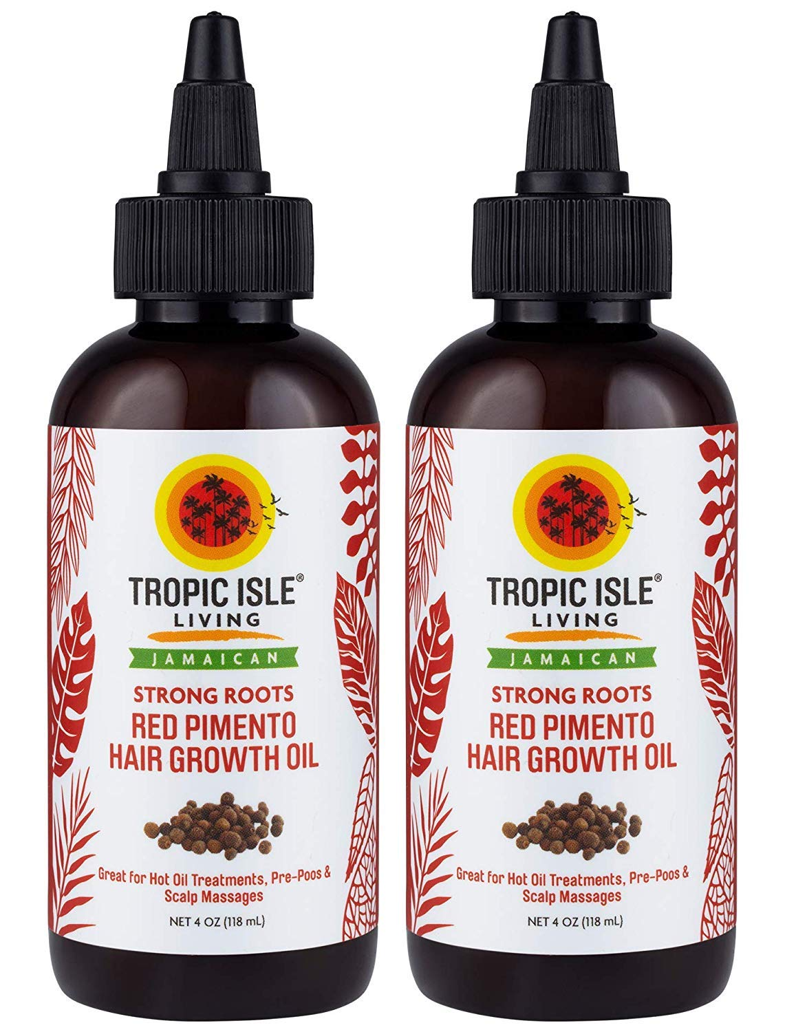 Tropic Isle Living Jamaican Al sold Clearance SALE! Limited time! out. Strong Hair Growth Red Pimento Roots