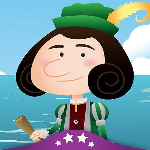 The Journey of Christopher Columbus HD (Spanish)