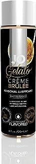 SYSTEM JO Glijmiddel op waterbasis Gelato Crème Brûlée, 120 ml