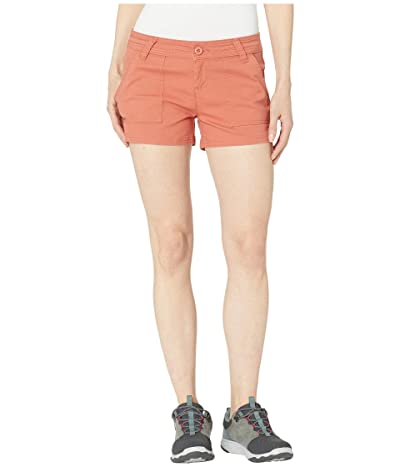 Prana Tess Shorts 3 (Toasted Terracotta) Women