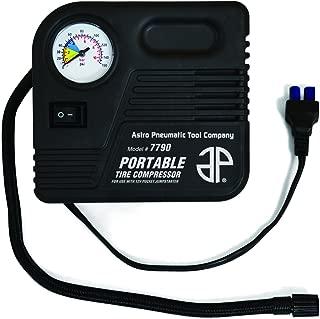 Astro 7790 Portable Tire Compressor for use with 12V Pocket Jump Starter