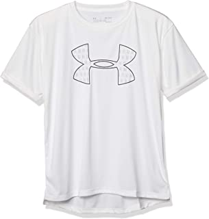 Under Armour Women's Performance Fashion Short Sleeve Graphic Q2+ Top