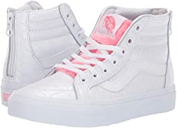 (White Giraffe) True White/Strawberry Pink